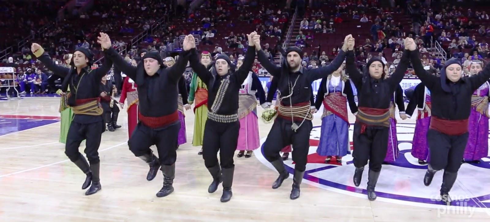 Απίστευτο: Ποντιακά σε αγώνα NBA! (Video)