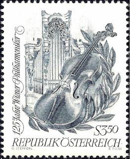 Vienna Philharmonic Orchestra Music Violin Organ Instruments