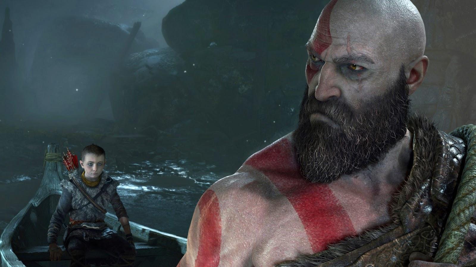 God of War ganha novo vídeo com 5 minutos de gameplay