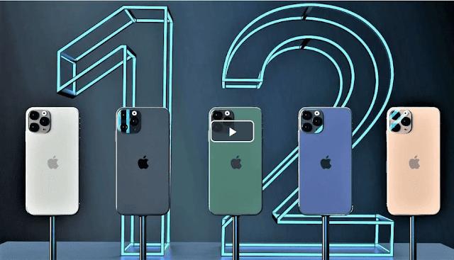 ميزات الايفون الجديد ايفون 12 الجديد فيديو شرح
