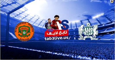 نتيجة  مباراة الدفاع الحسني الجديدي ونهضة بركان اليوم 30/07/2020 الدوري المغربي