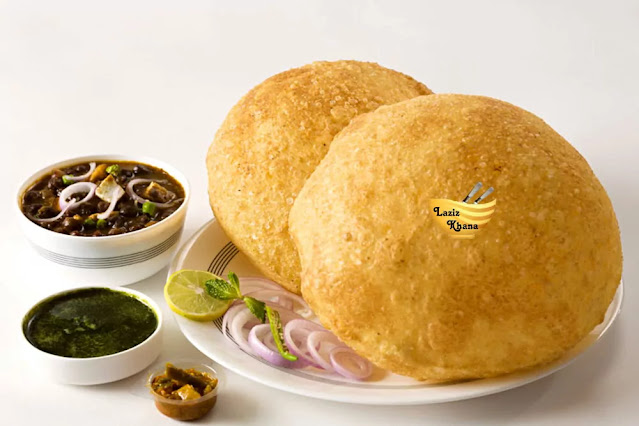 Aloo Bhatura Recipe in Hindi