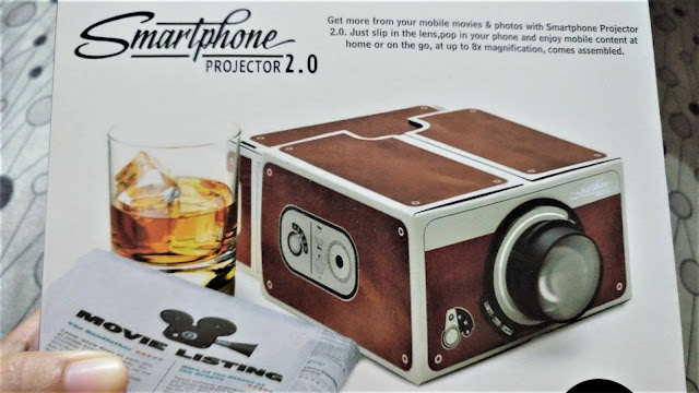 Mid-year giveaway! Win Smartphone Projector, cash and a lot more prizes!