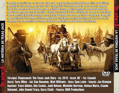 Diligència: La història de Texas Jack - [2016]