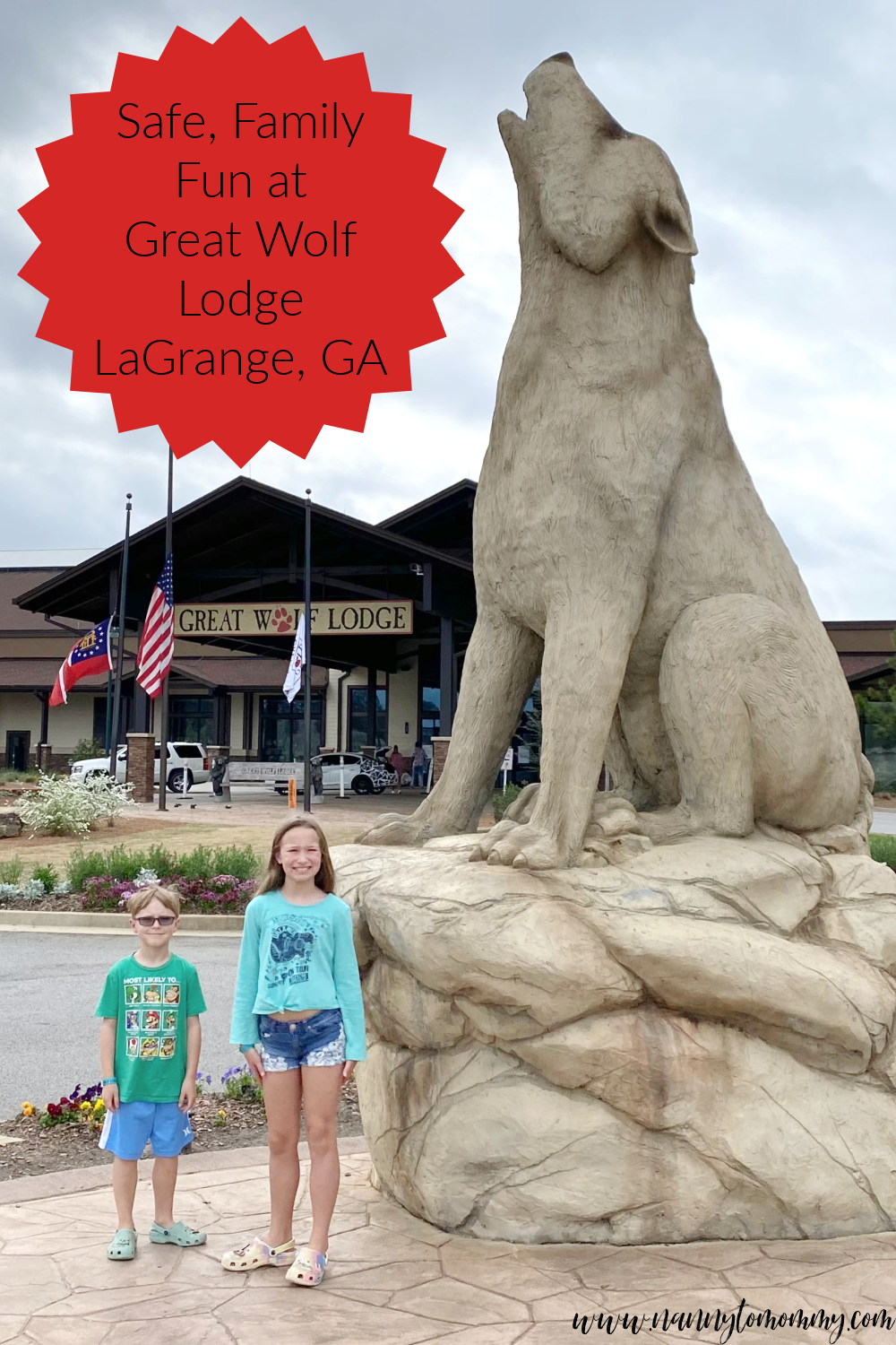 Safe, Family Fun at Great Wolf Lodge LaGrange
