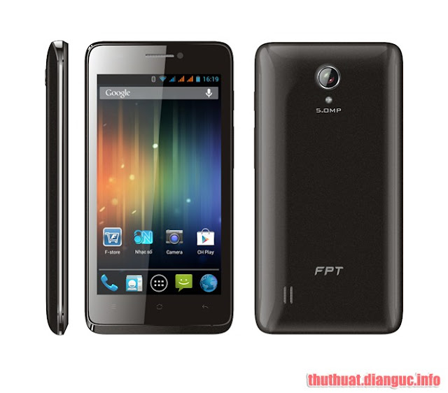 ROM stock FPT F19 flashtool ok