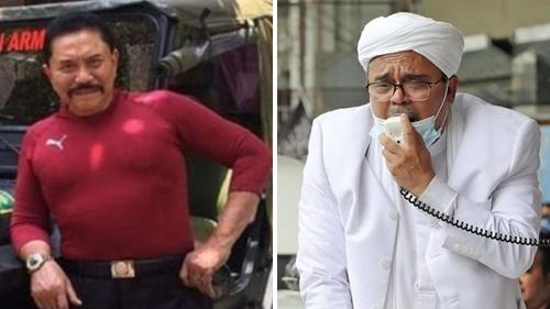 Habib Rizieq: Hendropriyono dan Anaknya Belum Puas Kejar Agar Saya Dihukum Berat
