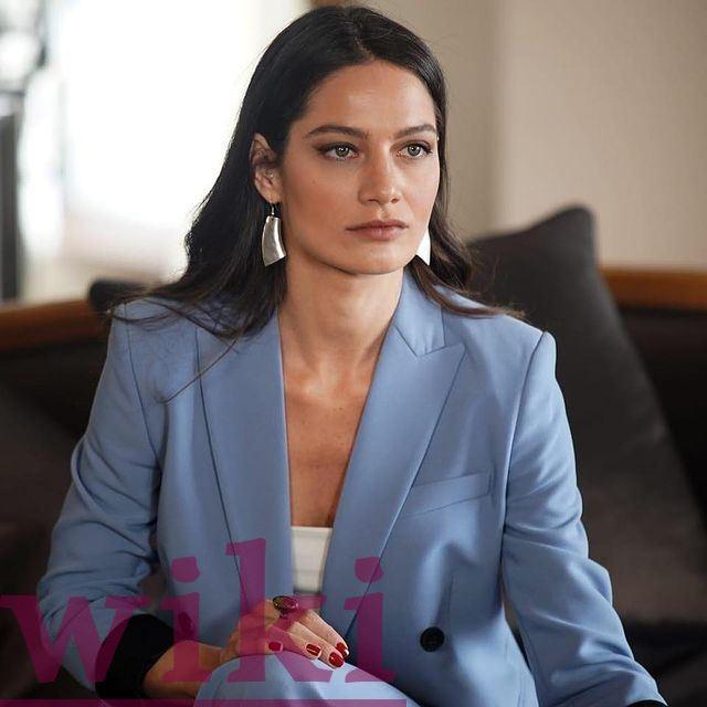 actress Gulcan Arslan