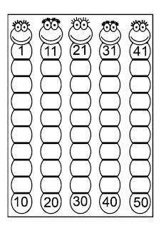 ejercicios de series numéricas para primaria
