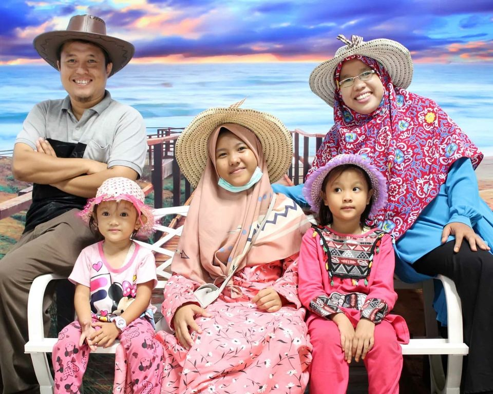 Hai, Kami #KeluargaNawra