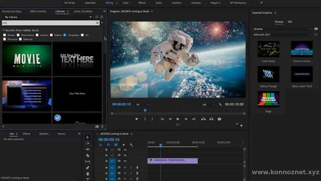 ميزة التحويل ثلاثية الأبعاد الجديدة لـ Adobe After Effects
