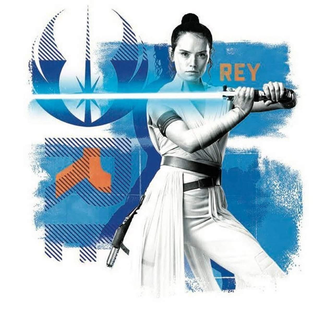 Star Wars :「スター・ウォーズ」のサーガの完結編「ザ・ライズ・オブ・スカイウォーカー」のレイがフォースを使う初公開の本編シーンをチラ見せした新しいTVスポットの CM ! !