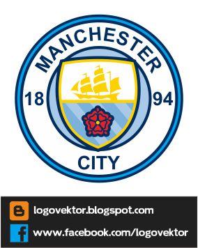 new manchester city logo vektor