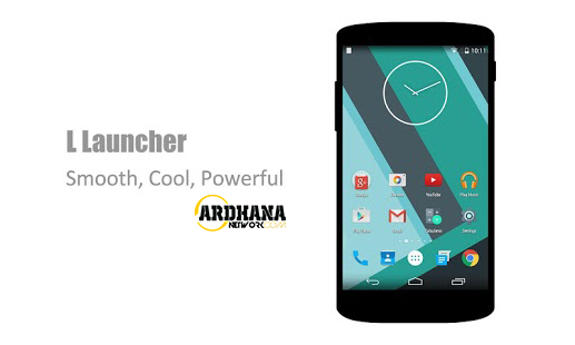 L Launcher PRO – Lollipop Launcher v1.97 Apk