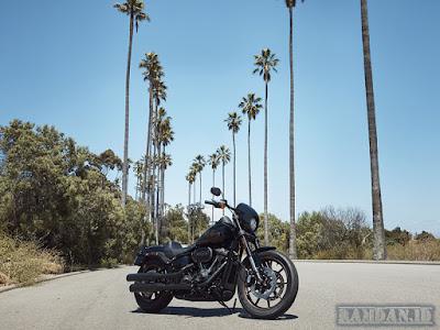 Ulasan Harley Davidson Low Rider S 2020