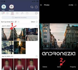 Cara Transfer File Dari Android ke PC Menggunakan Zapya