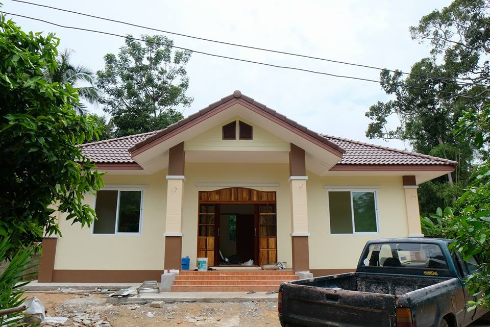 We love what is beautiful and lovely. But when it comes to houses, many people said that transforming a small house into a beautiful home is a challenge due to space constraint. But if you choose a right design or a right house plan at the very beginning this challenge is easy to overcome.  Small can always be beautiful. Living in a small house brings a lot of benefits to homeowners. From the start, small houses can be considered affordable living homes. Building a small house only needs a right amount of material and building cost. Maintenance is also lesser compared to bigger houses.  Nowadays, many people downsize their living by choosing a smaller home for their family.  Are you also looking for a small house design? If yes scroll down below for some small yet charming home for your inspiration.   This article is filed under small house design, small beautiful house design, house for rural areas, free house photos, affordable living homes, house with floor plans and house design.