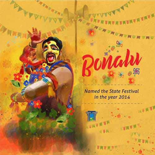 Bonalu Potharaju