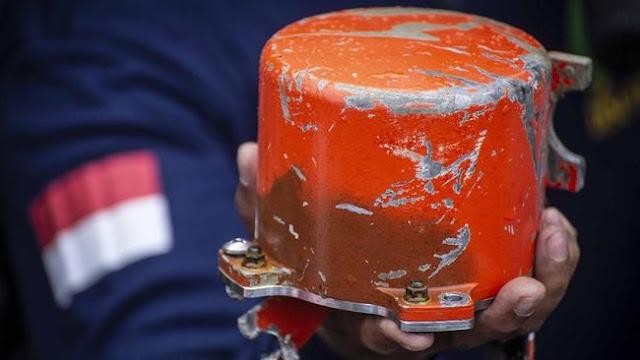 Inikah Penyebab Kecelakaan Sriwijaya Air JT 182?