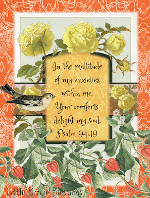 Free Psalm Graphic