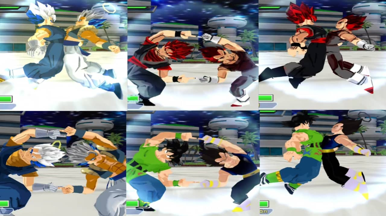 Dragon Ball Fusions DBZ TTT MOD Download
