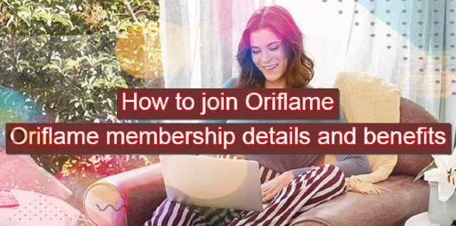 how to join oriflame membership benefits