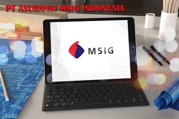 Logo Asuransi MSIG Indonesia