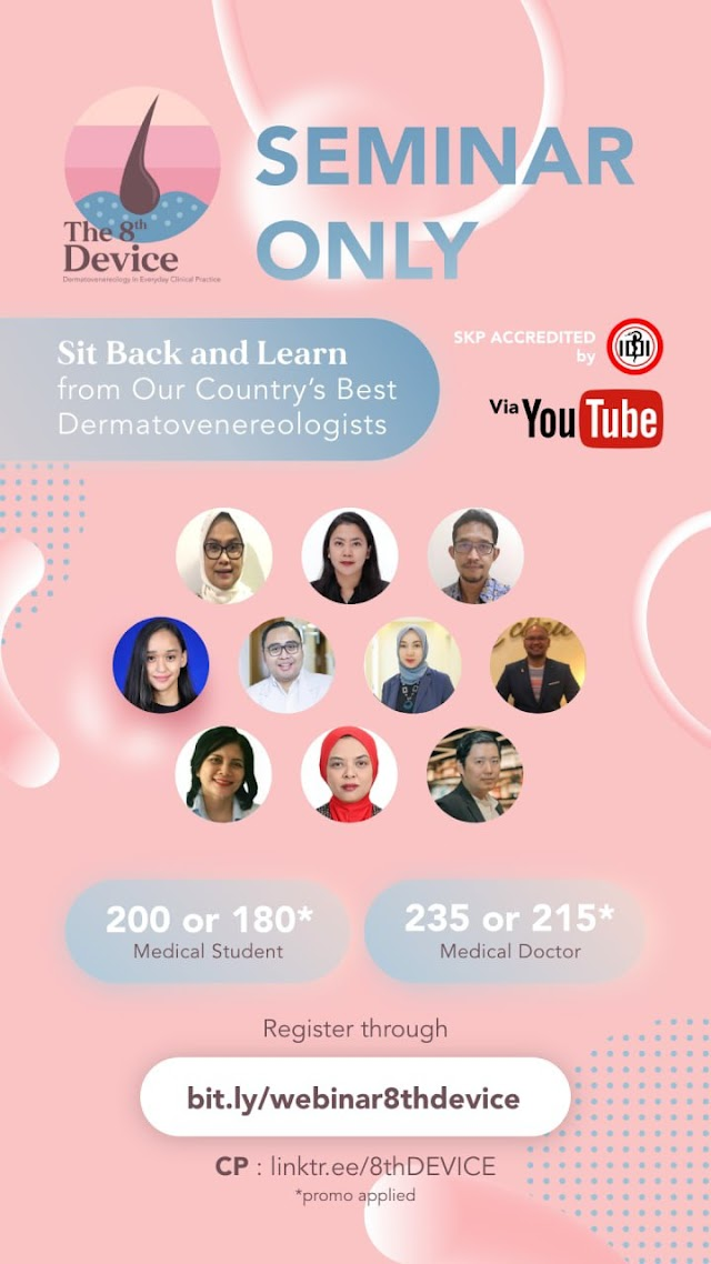 The 8th Dermatovenereology in Everyday Clinical Practice: SEMINAR ONLY