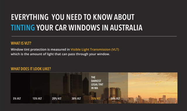 Considering Tinting Your Car Windows? Check the Laws First