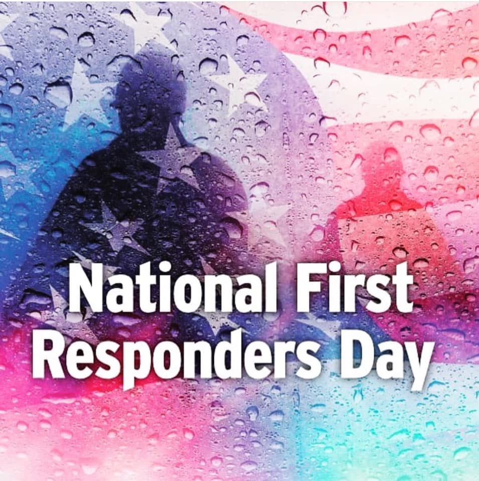 National First Responders Day Wishes for Whatsapp