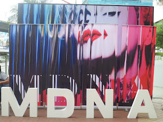 Madonna Is Back With MDNA