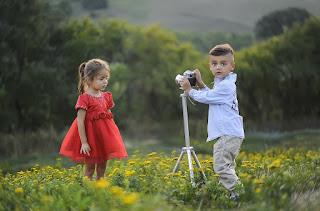 cute boy and girl whatsapp dp hd image