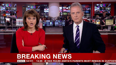 Breaking News on BBC News