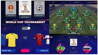 Download FIFA 14 MOD FIFA 21 English Version World Cup Tournament Work & Update Winter Transfer