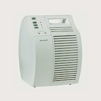 Honeywell 17000 HEPA QuietCare Air Purifier, 2 filters, suitable for rooms up to 12ft x 14ft, IntelliCheck system, 3 speed settings