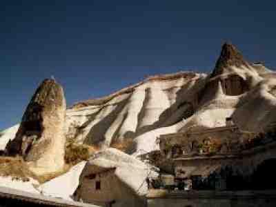 The Gamirasu Cave Hotel, Turkey