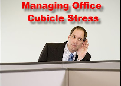 Everyday stress like cubicle stress get missed by run of the mill company newsletters
