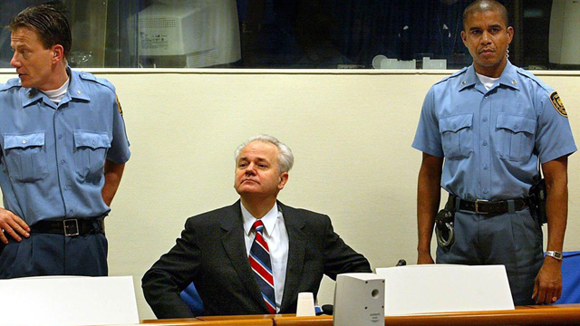 Pengadilan untuk Slobodan Milosevic