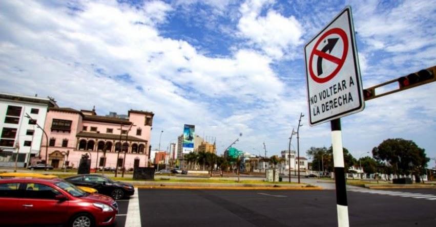 MUNLIMA: Modifican tránsito vehicular en tramo de av. Garcilaso por ciclovía temporal - www.munlima.gob.pe