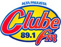 Rádio Clube FM 89,1 de Pauliceia SP