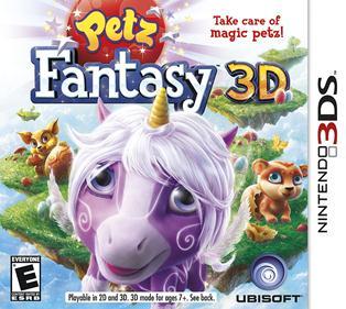 Rom Petz Fantasy 3D 3DS