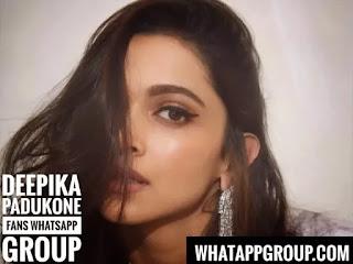 Deepika Padukone Fans WhatsApp Group Links