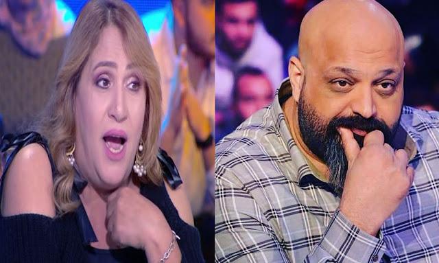 نعيمة الجاني والشاذلي العرفاوي برنامج اضحك معنا علي قناة التاسعة