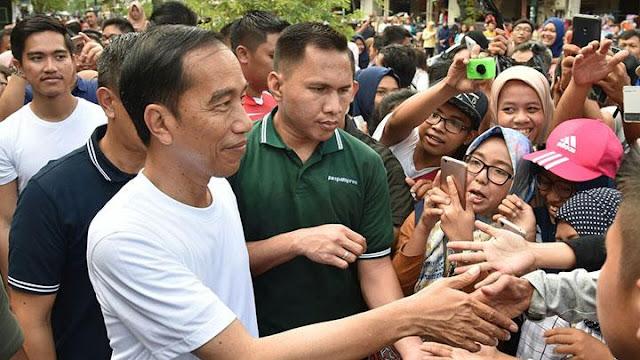 Relawan Jokowi Tak Setuju Calon Tunggal, Prabowo Disindir