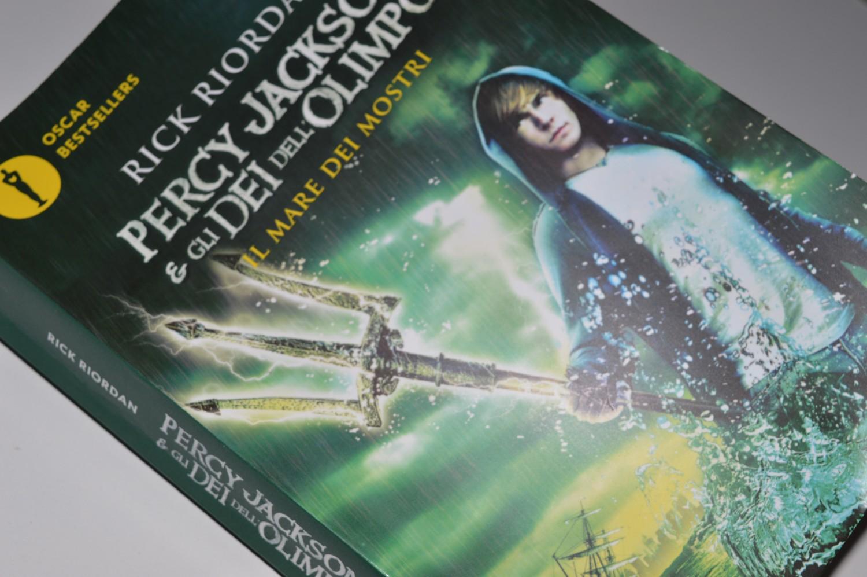 LIBRI: Percy Jackson & gli Dei dell'Olimpo - Il mare dei mostri (R ...