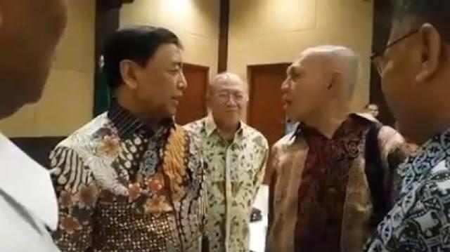 Wiranto: Secara Pribadi Saya Maafkan Kivlan Zen