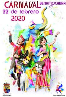 Benamocarra - Carnaval 2020