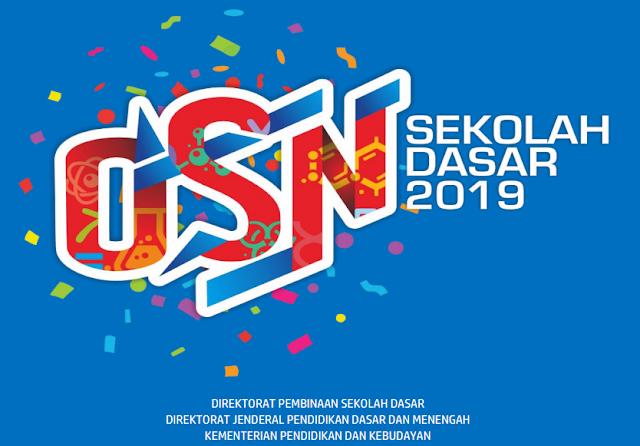 HASIL OSN SD TINGKAT NASIONAL TAHUN 2019