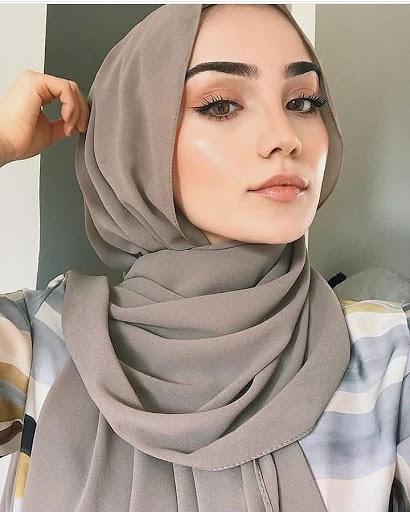 Aesthetic Girl Hijab