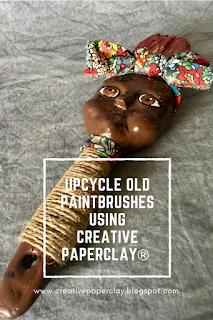Upcycle paintbrush